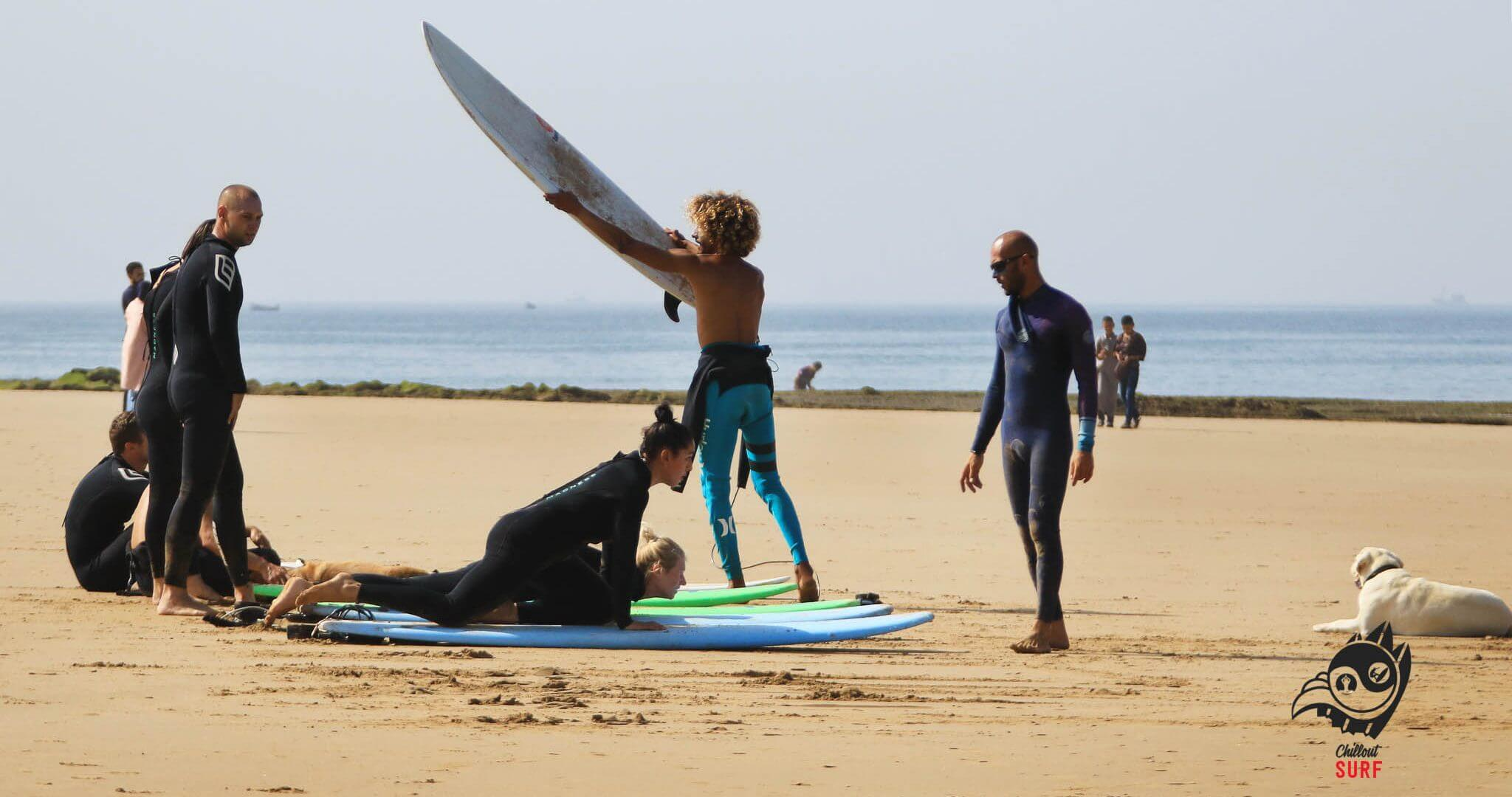 Surf Taghazout Morocco