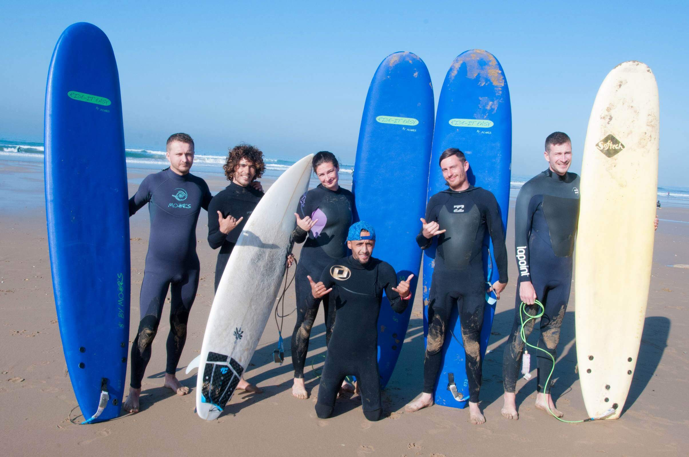 Moroco surf Week 2019