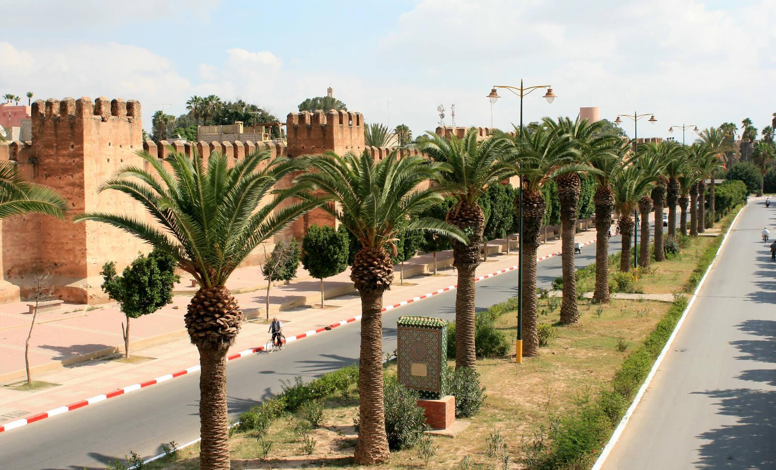 The Walls of Taroudant