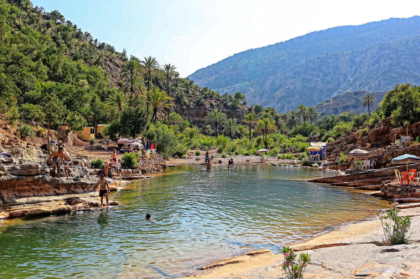 Paradie Valley Agadir