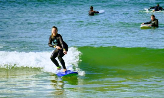 Stay Fit for Surfing